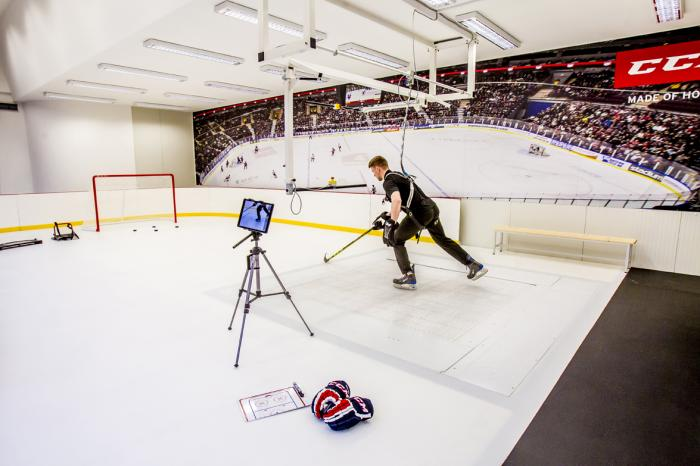 Skatemill - Hockey Training Centrum Pardubice 2