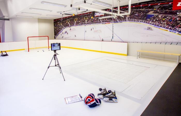 Skatemill - Hockey Training Centrum Pardubice